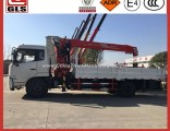 Sany Truck Mounted Mobile Truck 8/10t Ton Truck Crane