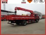 Foton 8/10/12 Ton Truck Mounted Crane, Crane, Truck with Crane