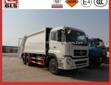 15 M3 18m3 20m3 Garbage Compactor Truck Refuse and Trash Transport Truck