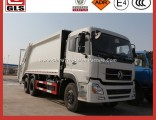 15cbm Garbage Compactor Truck for City Sanitary