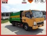 Sinotruk HOWO Compactor Garbage Truck