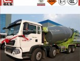 Sinotruck 10 Cubic Meters HOWO Chinese New Concrete Mixer Trucks
