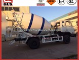 Dongfeng 4X2 5 Cubic Meters Concrete Mixer Truck for Sale