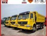 Sinotruck HOWO 8X4 12 Wheel Heavy Dump Truck