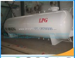 China Professional Gas Tank Factory LPG Tank Sizes 5m3 to 200m3 LPG Tank Manufacturers LPG Storage T