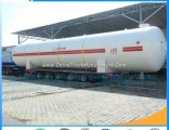 Hot Selling in Nigeria 100cbm LPG Gas Tank 100m3 LPG Autogas Storage Tank LPG Bullet Tank Liquid Gas