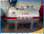 Chengli Supply 5000L Small LPG Tankers Family Use 2.5mt Cooking Gas LPG Tank Small LPG Tanker LPG St