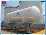 High Capacity Used LPG Gas Tanks Sale to Africa 10-100cubic Liquefied Petroleum Gas Storage Tank Coo