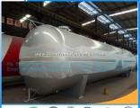 60ton LPG Storage Tank 120000 Liters LPG Toroidal Tank