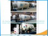 Clw 5-200m3 Horizontal LPG Storage Tank LPG Bullet Tank Chengli Supply ISO Tanks LPG Spherical Tank