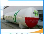 50cbm LPG Tank LPG Gas Storage Tank 50000L Empty Cylinder for Gas LPG Above Ground Tank Butane Gas T