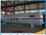 Factory Sale Good Quality 50cbm 50000 Liters LPG Storage Tank LPG Storage Tanker LPG Cooking Gas Tan