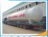 Clw Big Capacity LPG Gas Storage Tank with 50000 Liters OEM  10cbm 50cbm 100cbm LPG Storage Tank