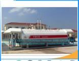 5000L 10000L 20000L 30000L LPG Cylinder Filling Stations with LPG Storage Tank LPG Tank LPG Refillin