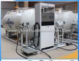 Chengli 25m3 ASME LPG Tank Pressure Vessel LPG Storage Tank