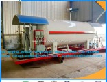 10ton LPG Automatic Station LPG Automatic Gas Filling Station 25000L Mobile LPG Filling Plant Gas Fi