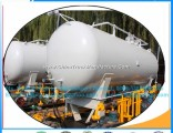Hot Sale High Quality 5000L ASME Gas Filling Station 5 Tons Mobile LPG Gas Filling Station Small Fil