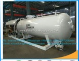 Customized Skid-Mounted LPG Filling Tank LPG Gas Station LPG Plant Station LPG Station Portable LPG