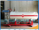 Chinese Top 5 LPG Tank Supplier 5000-120000liter Assembled Skid Station LPG Tank Chinese LPG Filling