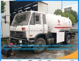 15000L Mobile LPG Bobtail LPG Filling Tank Dispenser Truck 15cbm LPG Truck LPG Autogas Stations LPG