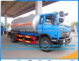6.3tons 4X2 15000L LPG Auto Tank LPG Truck Mobile LPG Propane Gas Storage Tank Station Truck LPG Bob