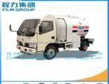 Factory 5.5 Cbm Small Mobile LPG Filling Tank Bulk Bobtail Truck