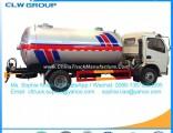 120HP Dongfeng 6cbm Gas Truck 3mt LPG Tank Truck Mini LPG Truck Car LPG Tanks Propane Tank for Car L