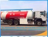 ISO 10 Wheel 10t LPG Rigid Truck LPG Transportation Tank Truck LPG Gas Tanker Truck for Sale