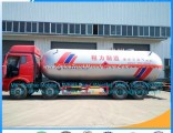 Hotsales China Manufacture FAW 8X4 15mt 36m3 Gas Transportation Truck Bulk LPG Truck LPG Delivery Tr