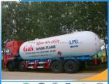 Hotsales Big 15mt 35m3 Dongfeng 8X4 LPG Filling Truck LPG Bobtail Truck Propane Delivery Truck Bobta