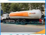 Clw 6X4 10t LPG Autogas Stations LPG Filling Truck LPG Transport Truck Sale Mobile Transporter LPG G
