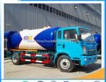 FAW 4X2 LPG Bobtail Tank Truck Propane Dispenser LPG Tanker Truck LPG Gas Tanker Truck Mobile Dispen