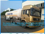 2axles Propane Gas Trailer LPG Gas Road Trailer 40m3 LPG Tanker Trailer Isobutane Transport Semi-Tra