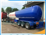 23t 56cbm Economic Antique Liquid Propane Trailer Gas LPG Tank Semi Trailer LPG Gas Pipe Trailers Ga