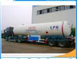 Double Axles 40000L 20mt LPG Tanker Trailer Liquid Gas Semitrailer LPG Trailer Tank Propane Trailers