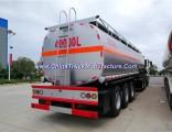 Factory Good 50000 Liters Fuel Tank Semi Trailer