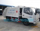 Jmc 3cubic Meter Waste Garbage Compactor Truck 3cbm Refuse Truck