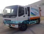 Isuzu Waste Disposal Truck Waste Compactor New Garbage Truck