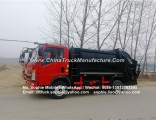 Clw Sinotruk 4X2 HOWO 5 Cubic Meters Garbage Compactor Trucks Price