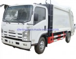 Hot Sale Japan Isuzu 8cbm Garbage Compactor Truck