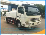 4*2 8000-10000liter Road Cleaning Tank Truck Water Carrying Truck
