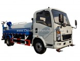 Competitive Price HOWO 5000L 10000L Water Tanker Truck for Sale
