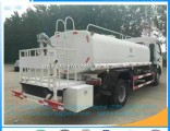 Dongfeng 120HP 6000liter Mini Water Bowser Truck Small Water Truck