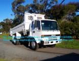 Isuzu 4X2 6 Wheels Dump Truck 5 Tons Tipper for Export