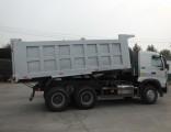 10 Wheels 371HP Sinotruk 6X4 Truck HOWO A7 Tipper