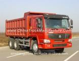 6X4 10 Wheels HOWO Dump Truck