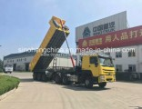 Low Price HOWO Tipper Semi-Trailer Truck 40 Ton