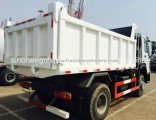 4*2 HOWO 6 Wheels 5 Ton Small Dump Truck for Sale