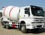 371HP Sinotruk HOWO 9m3 Cement Mixer Truck