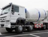 HOWO 12 Cubic Meters Mixer Truck 8X4 Concrete Mixer Truck